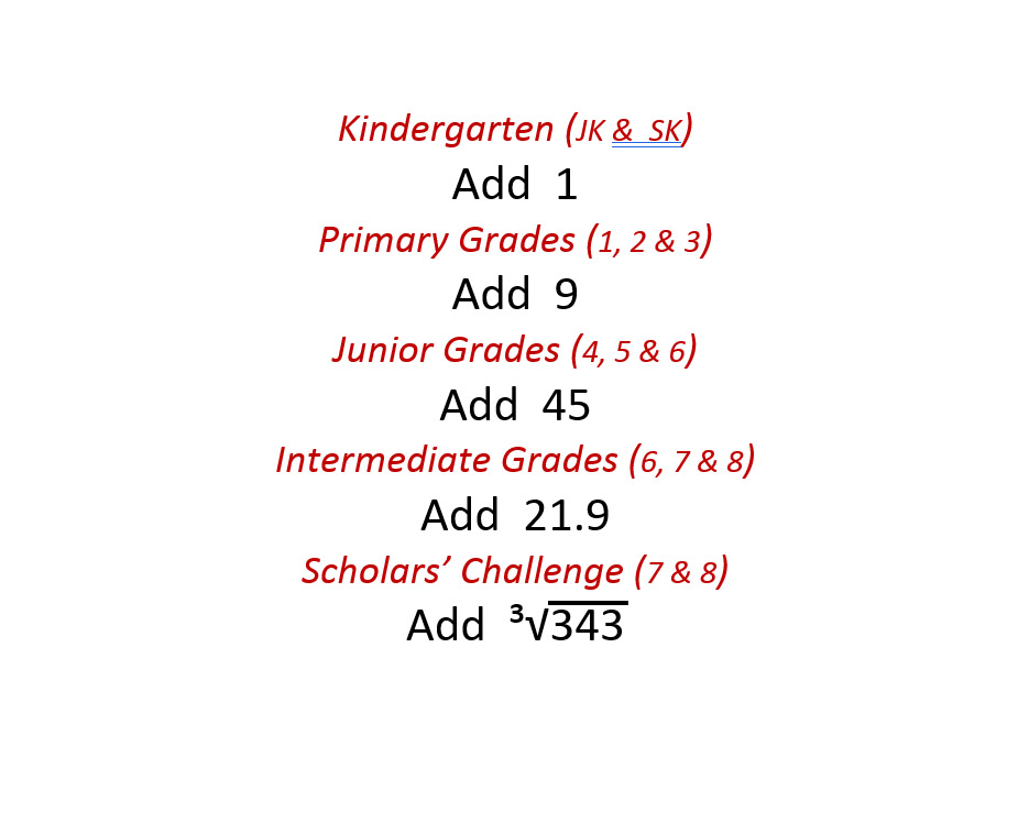 GREAT NEWS for September !Full Day - Every Day - Every StudentSJSH's classes are always 15 (or less)